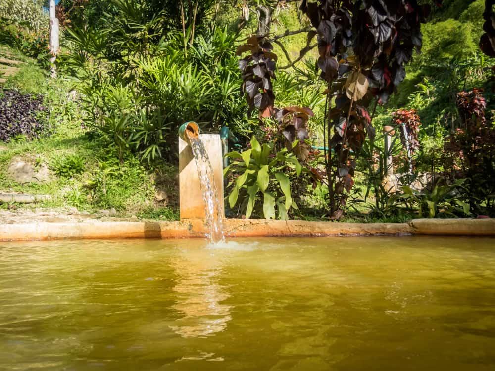 Ti Kwen Glo Cho Hot Springs