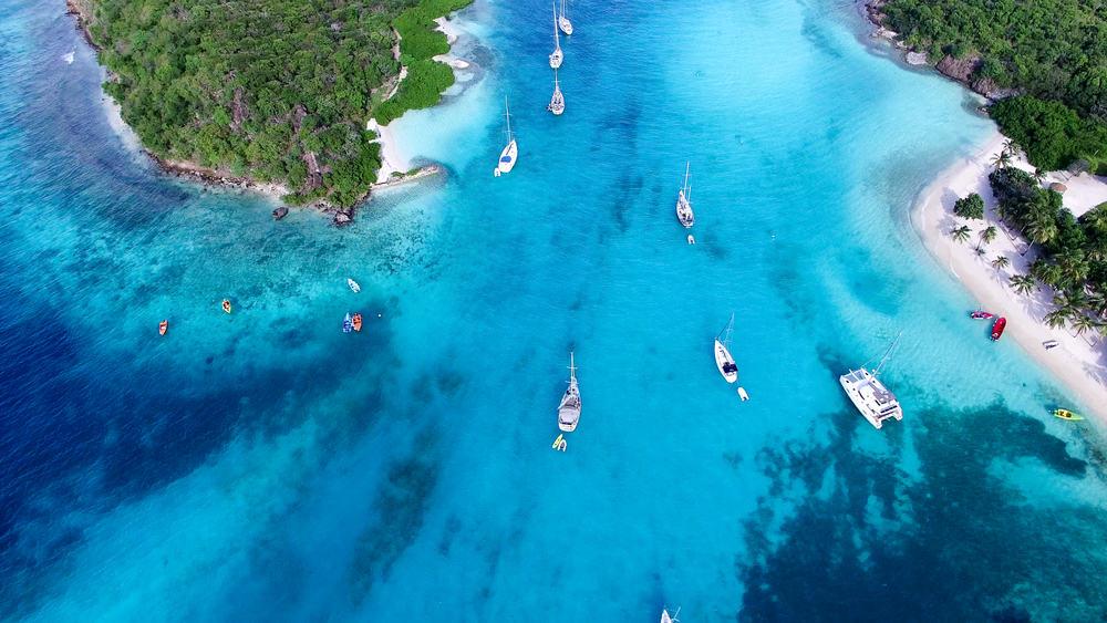 Tobago Cays St Vincent