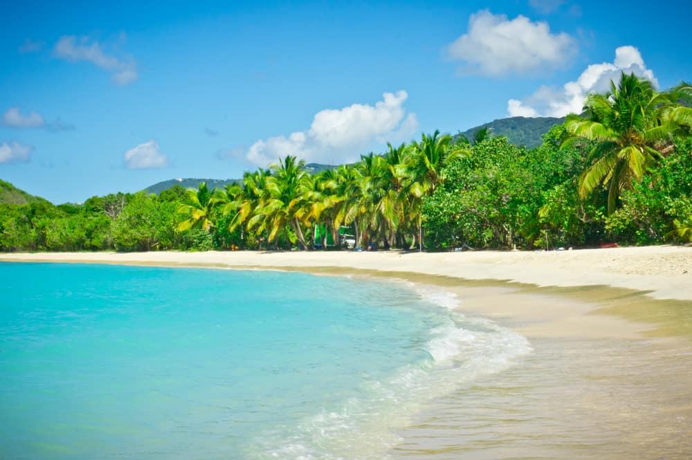 Tortola Beach British Virgin Islands
