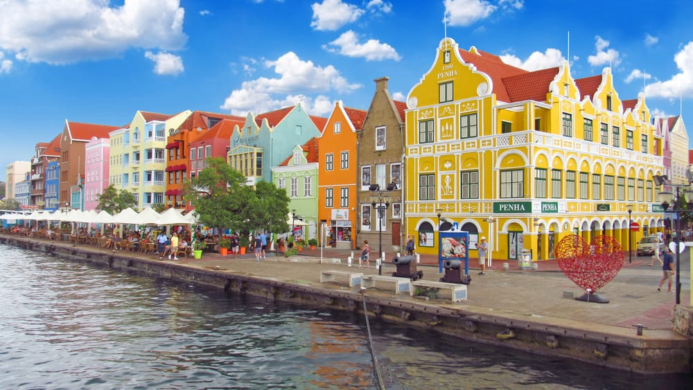 Willemstad - best places to visit in Curacao