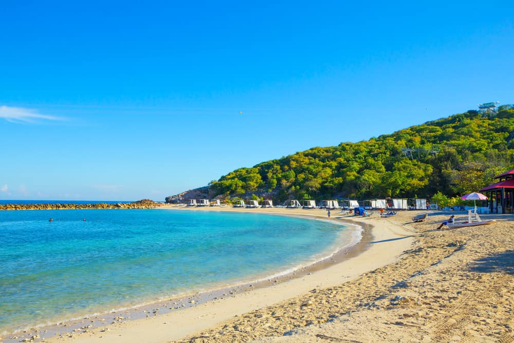 Anse d'Azur haiti