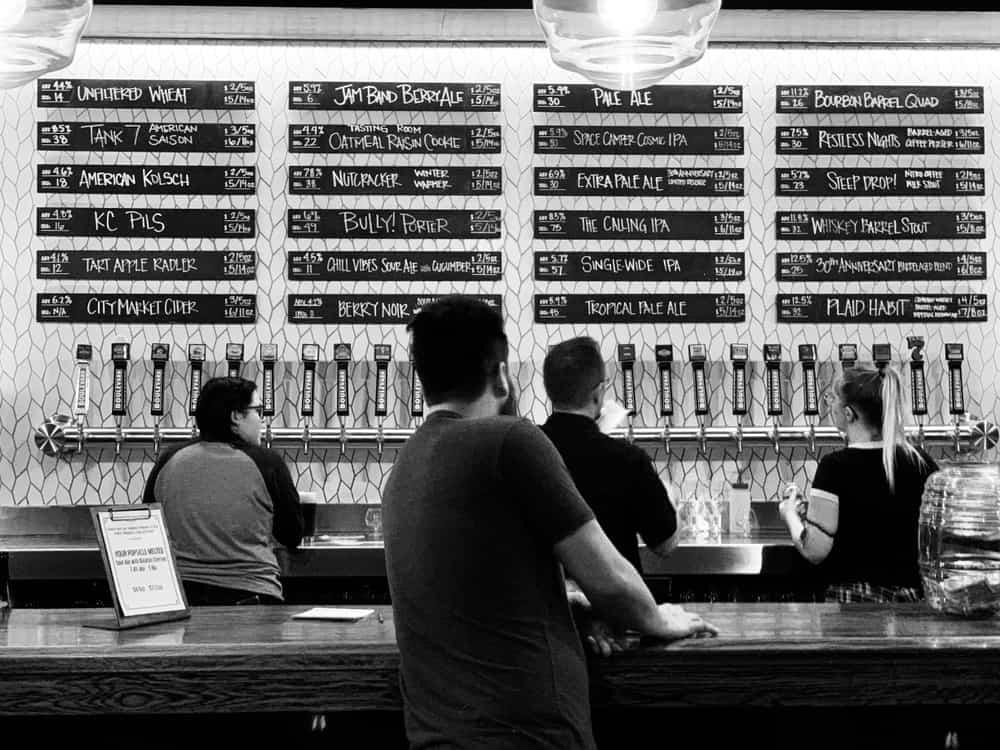 Best breweries in Kansas City