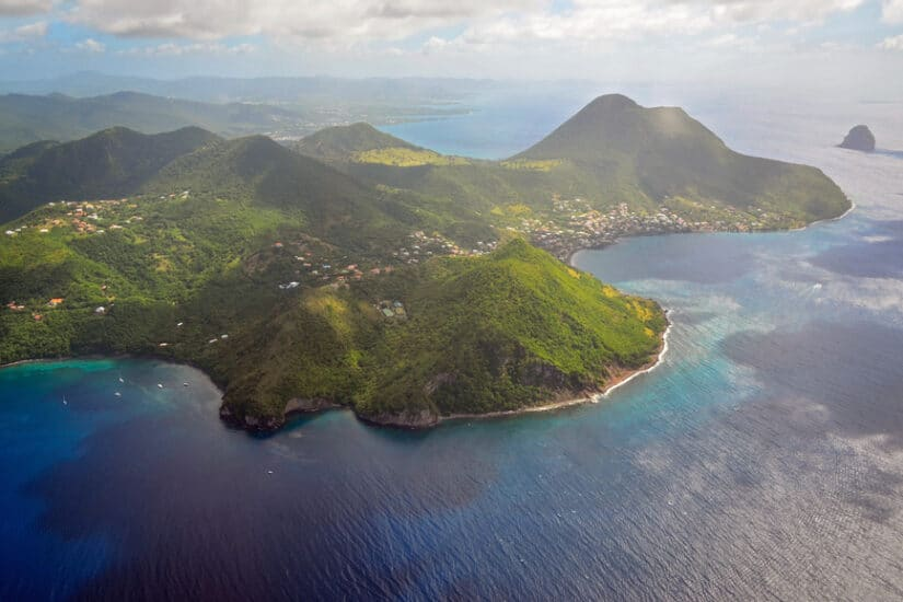 Best places to visit in Martinique