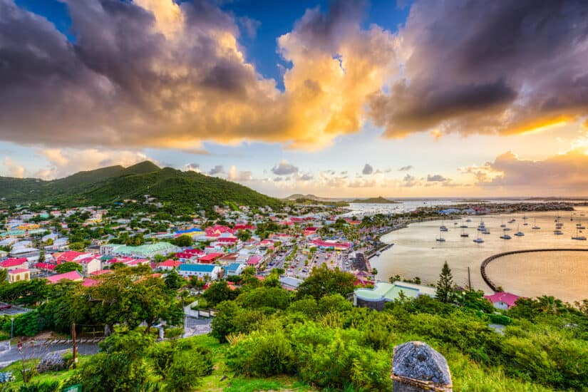 Best places to visit in Saint Martin
