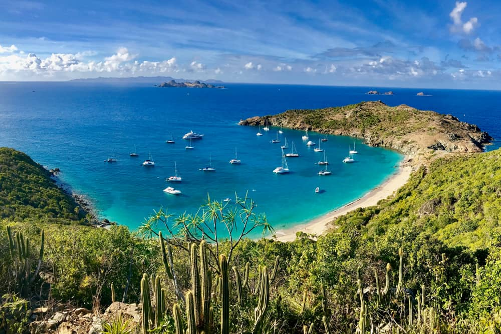 Colombier Beach St Barts