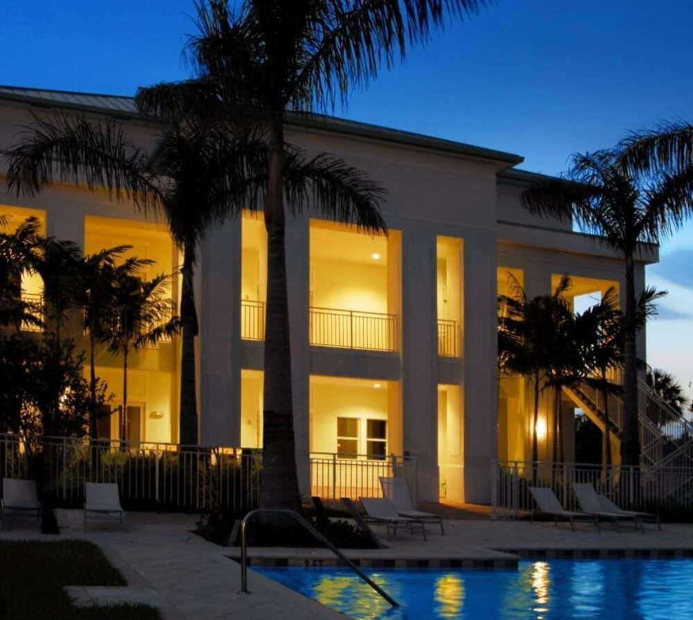 Couple's Hotel in Miami