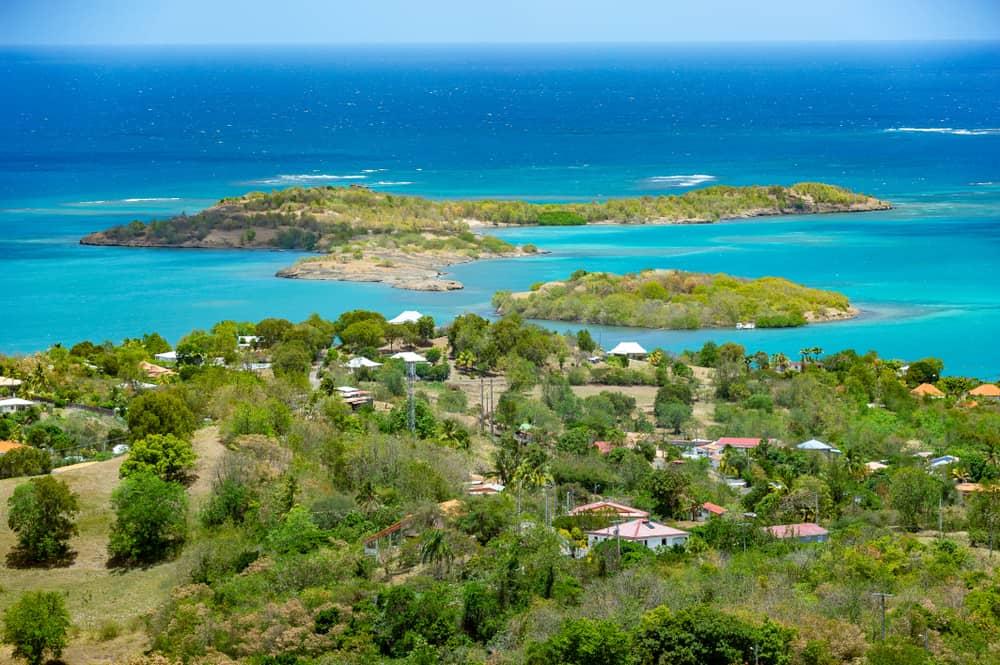 Fonds Blancs, Martinique