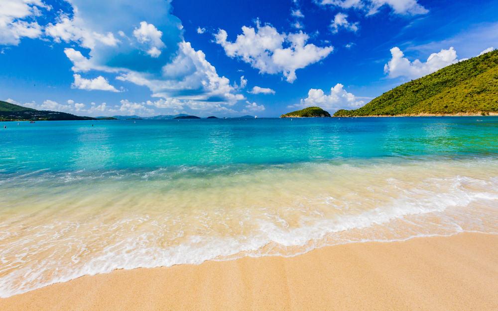 Francis Bay US Virgin Islands