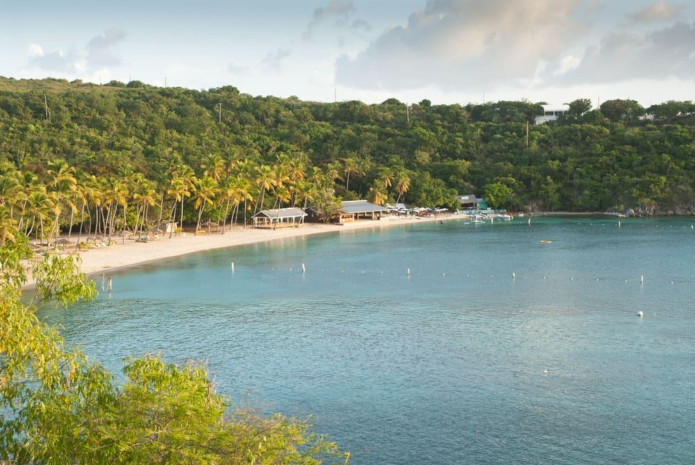 Honeymoon Beach US Virgin Islands
