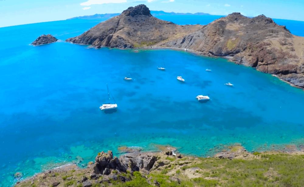 Île Fourchue st barts