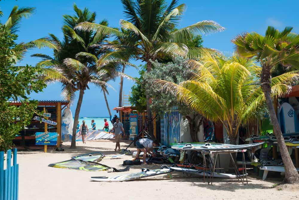 Jibe City, Bonaire