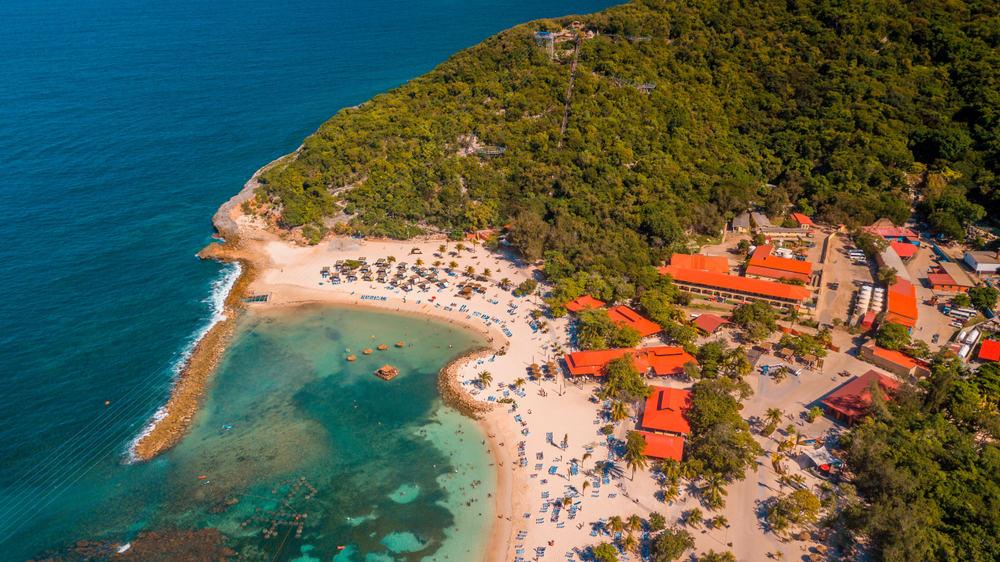 Labadee Beach Haiti