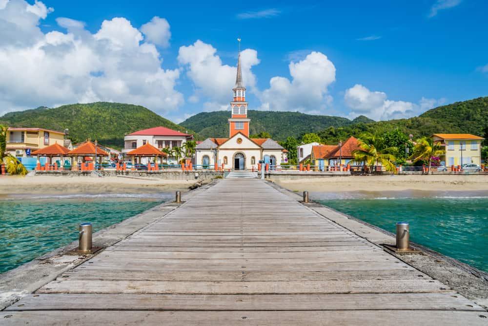 Les Anses d'Arlet, Caribbean