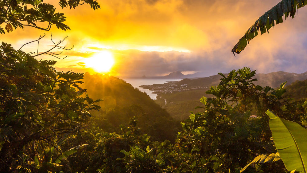 Morne Gommier - best places to visit in Martinique