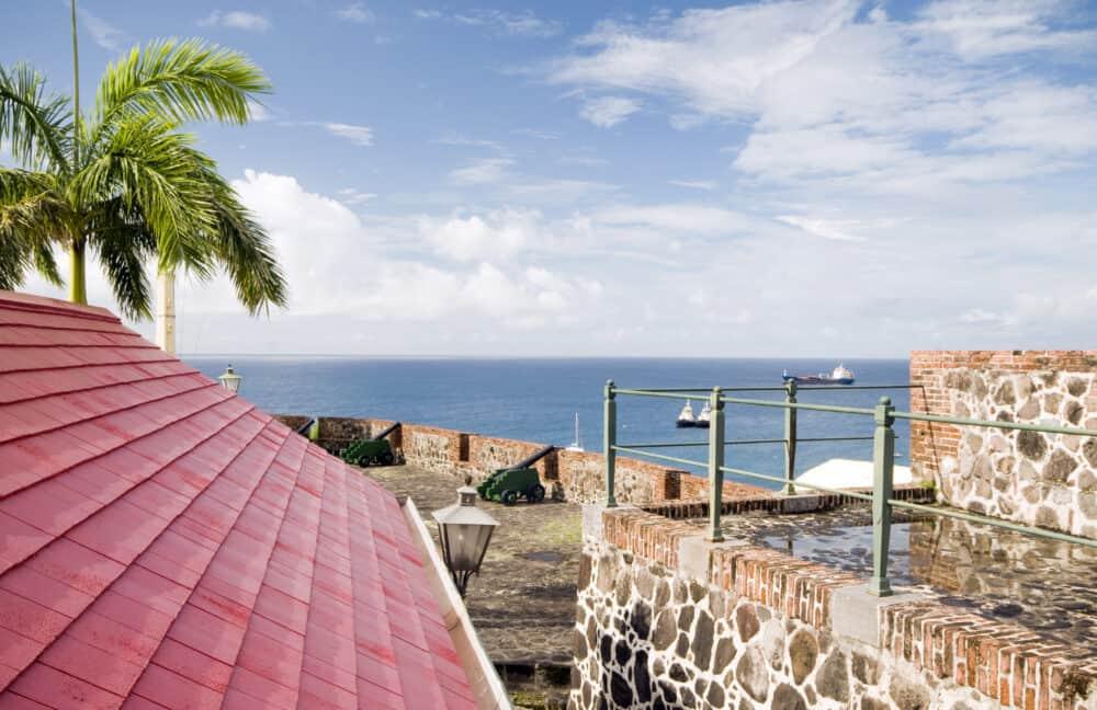 Organje St. Eustatius