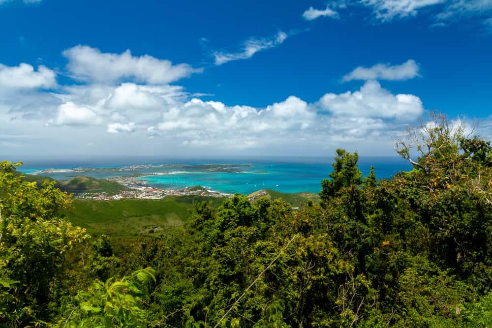Pic Paradis St Martin