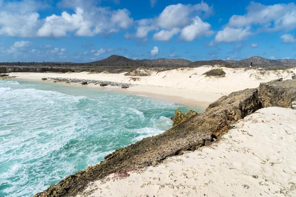 Playa Chikitu, Bonaire