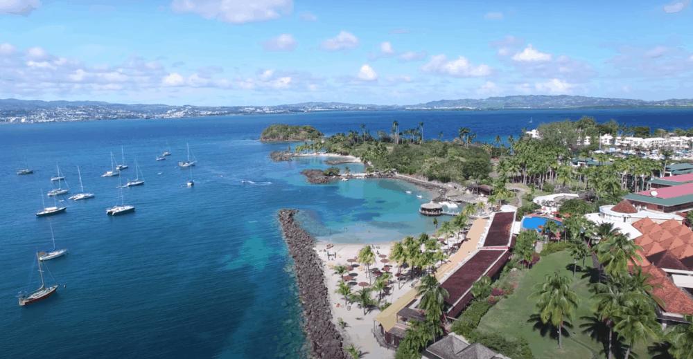 Pointe du Bout Martinique
