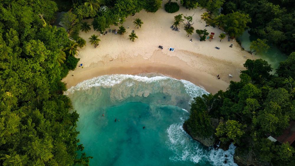 Port Antonio Jamaica Frenchman's Cove - best beaches in Jamaica