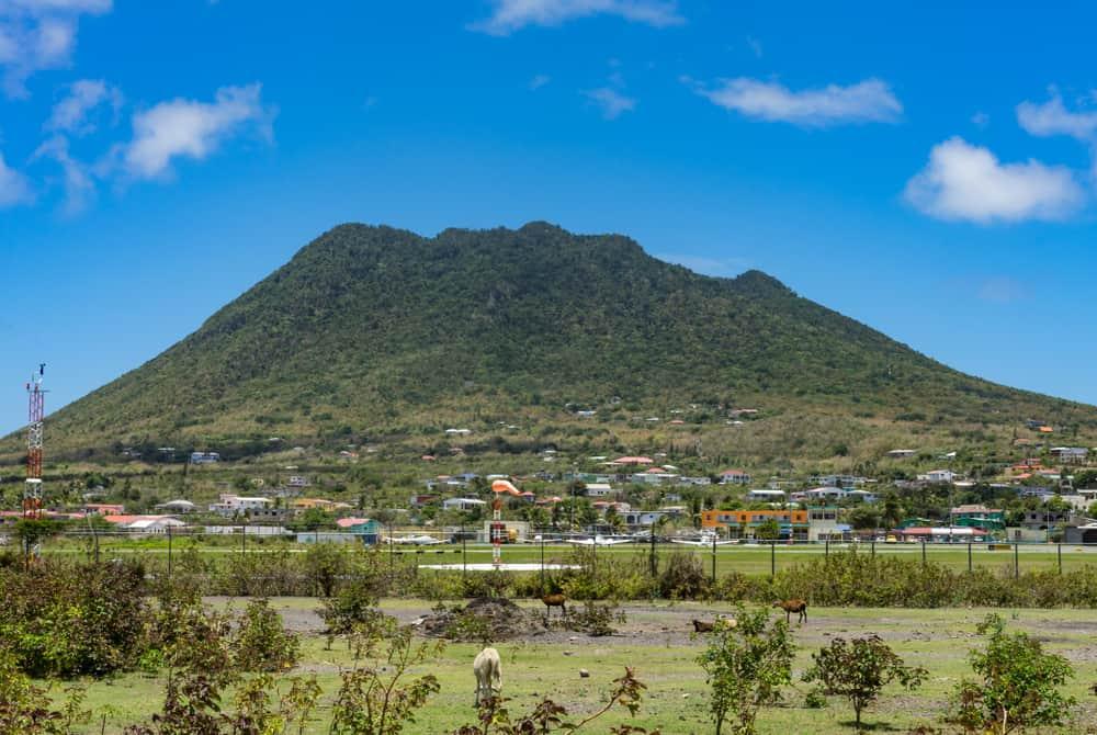 The Quill, St. Eustatius