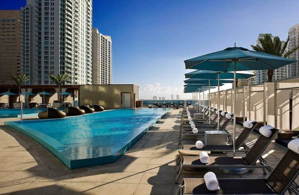 Spa hotel in Miami