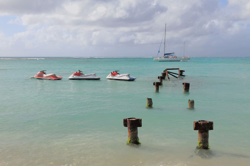 St Anne's Beach Guadeloupe