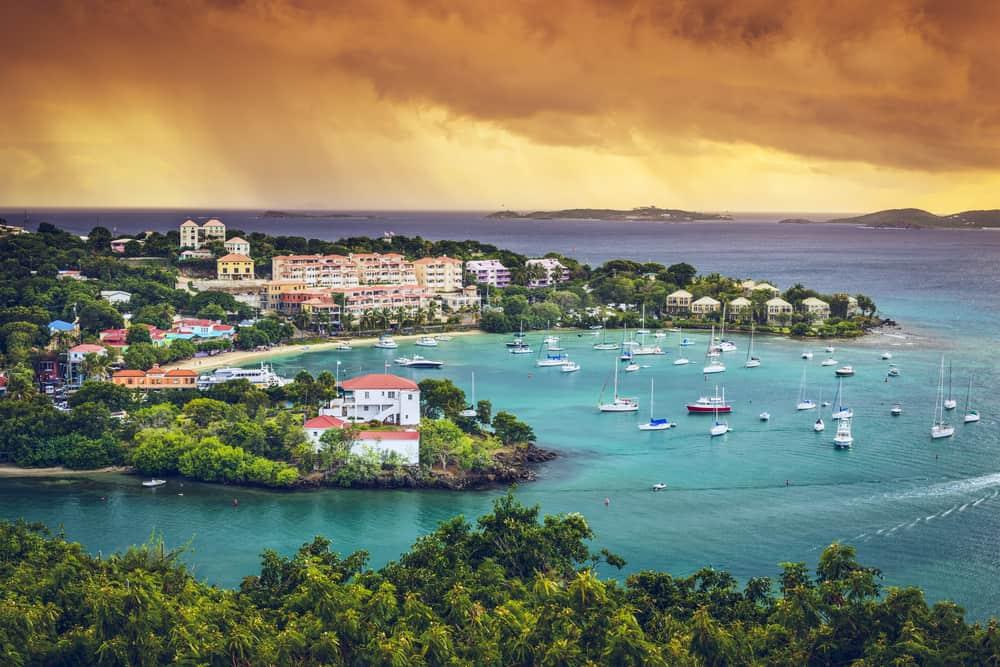 St John US Virgin Islands