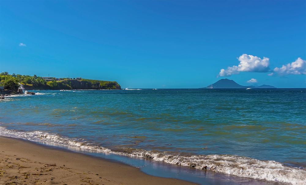 Beach, St. Eustatius