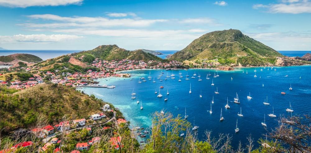 Terre de haut, Guadeloupe
