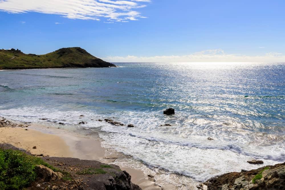 Toiny beach St Barts