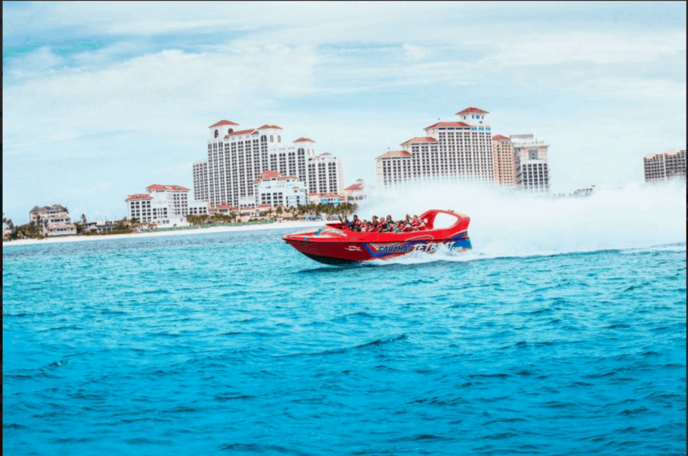1 Hour Jet Boat Experience