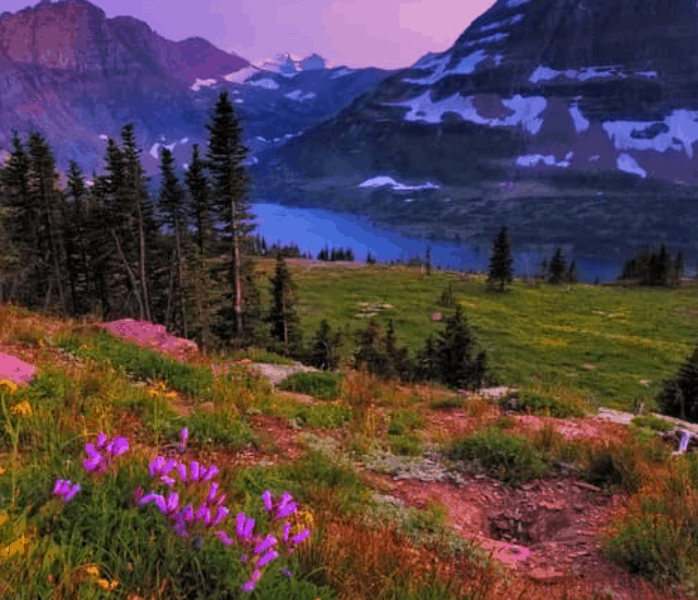22 Of The Most Beautiful Places To Visit In Montana Story Poster Image