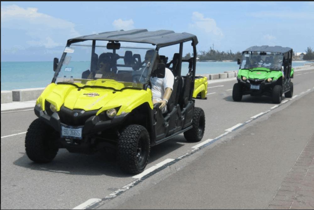 Beach Buggy Tour Bahamas