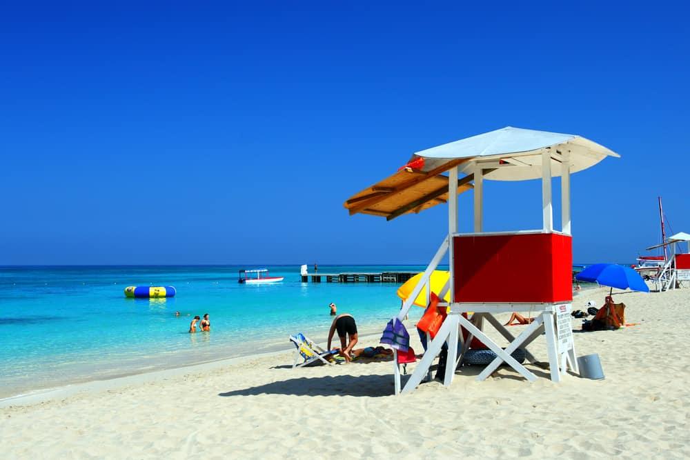 Blue Waters Beach Club Jamaica