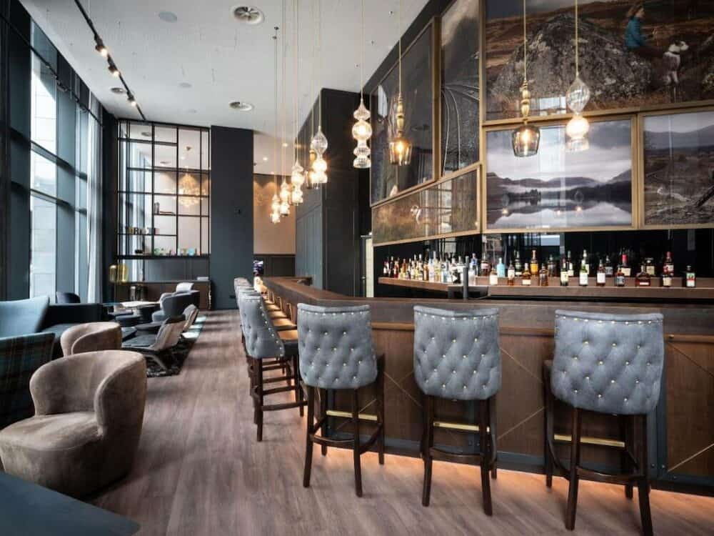 Budget boutique hotel in Glasgow