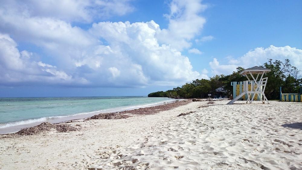 Burwood Beach, Jamaica