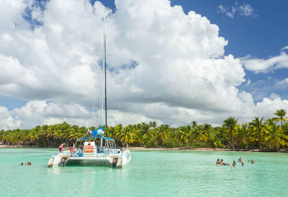 Catamaran Sailing Tour Caribbean
