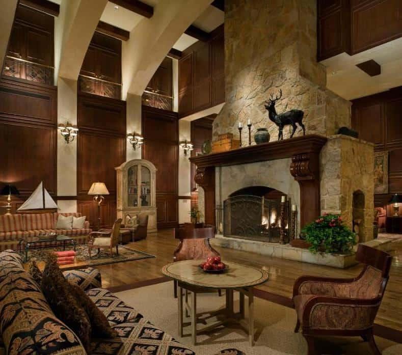 Chic spa hotel in Houston