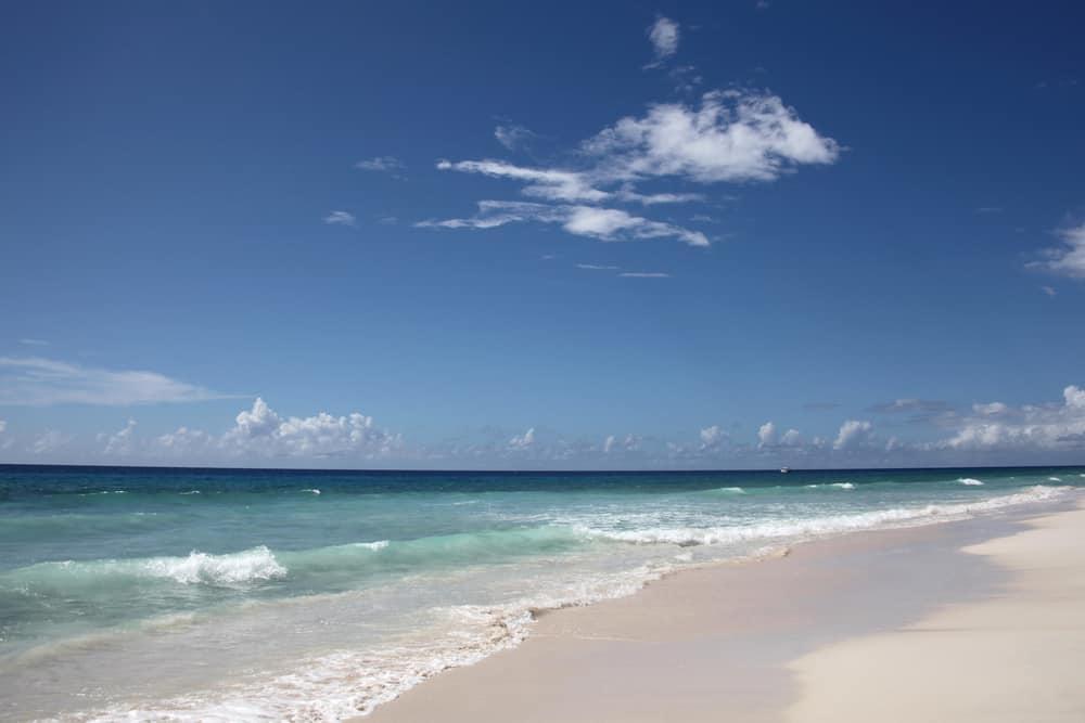 Falmouth Beach Jamaica