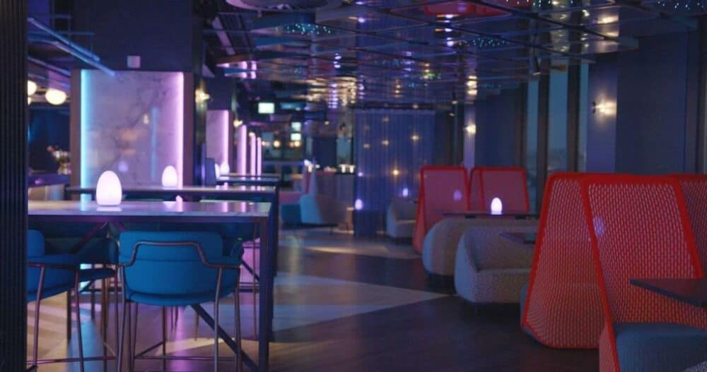 Cool hotels in Glasgow