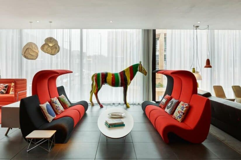cool and unusual hotels in Glasgow