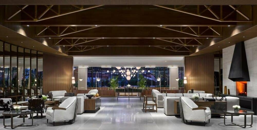 Hip hotel in Houston