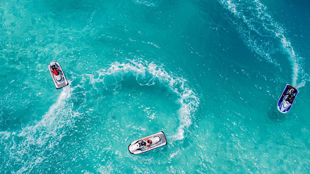 Jet Skiing Bahamas