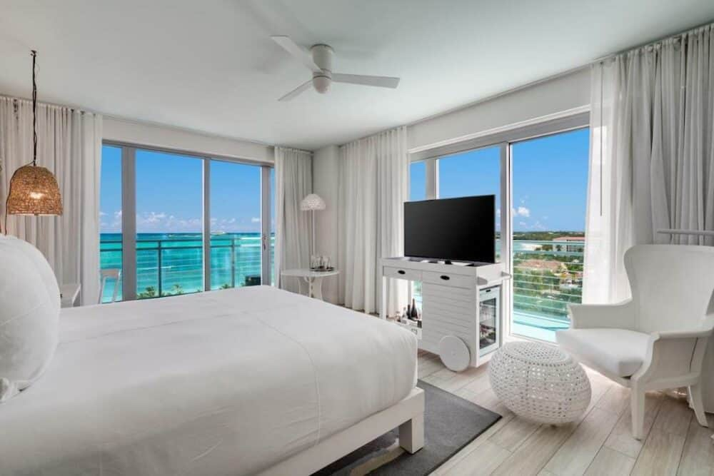 Modern Bahamas Hotel