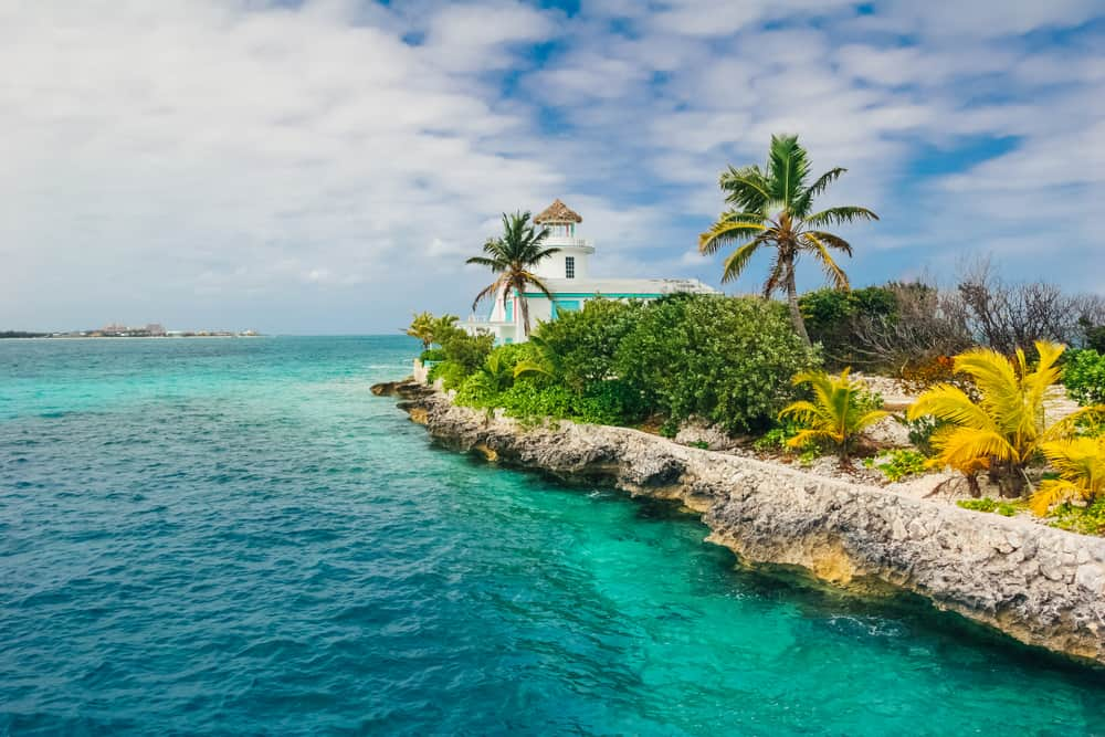 Pearl Island Beach Snorkeling Tour Bahamas