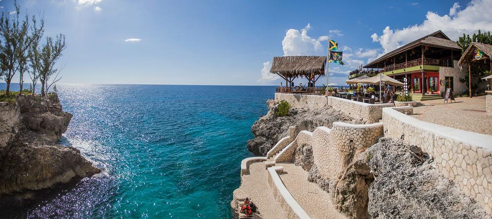 Rick's Café Sunset Jamaica