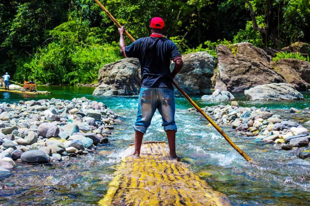 Rio Grande Rafting Jamaica