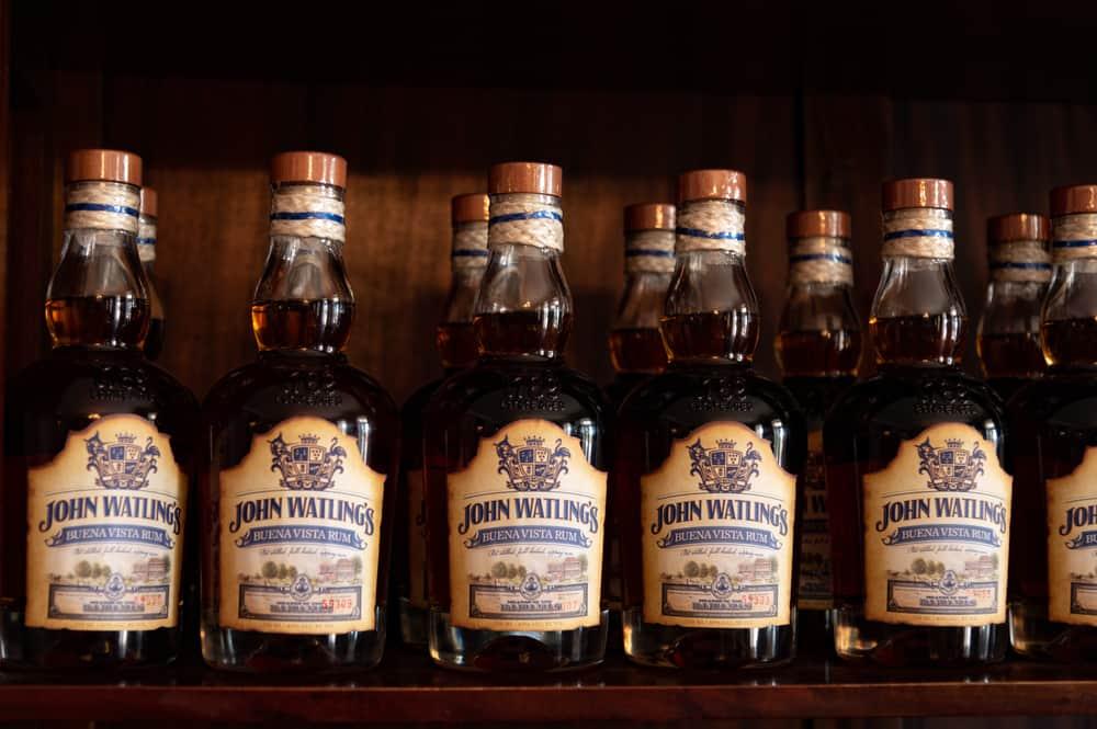 Rum Distillery Bahamas
