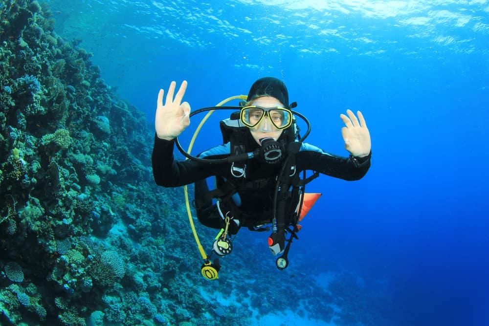 Scuba Diving Tour Bahamas