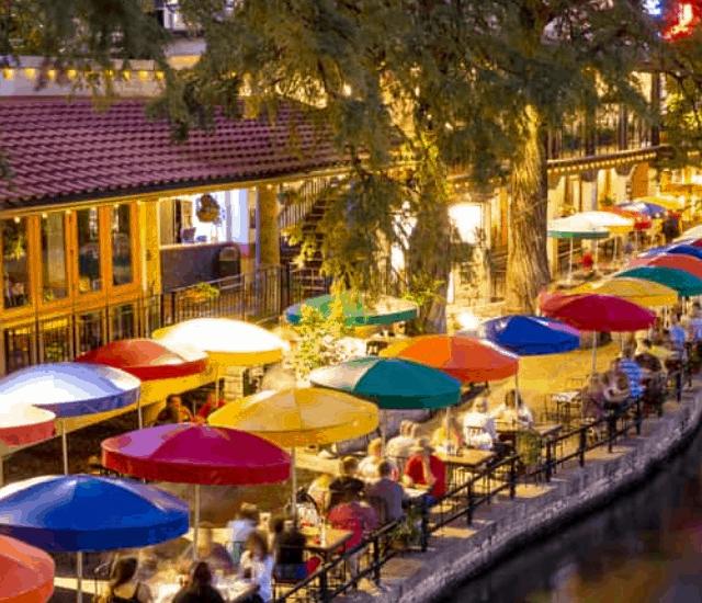 Top 10 Of The Most Romantic Hotels In San Antonio Story Poster Image